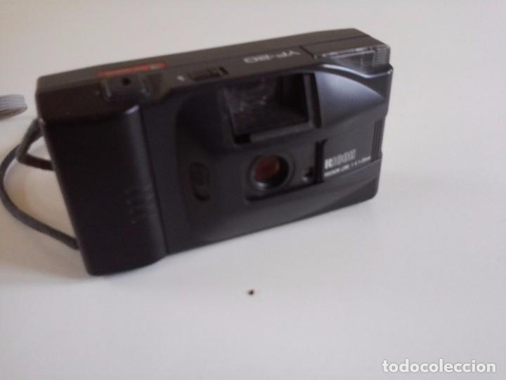 Cámara de fotos: Lote 4 cámaras antiguas incluye 1 digital primera generación - Foto 15 - 85555184