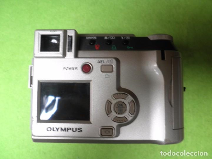 Cámara de fotos: Camara digitaql olympus Camedia C720 UZ - Foto 3 - 86761628