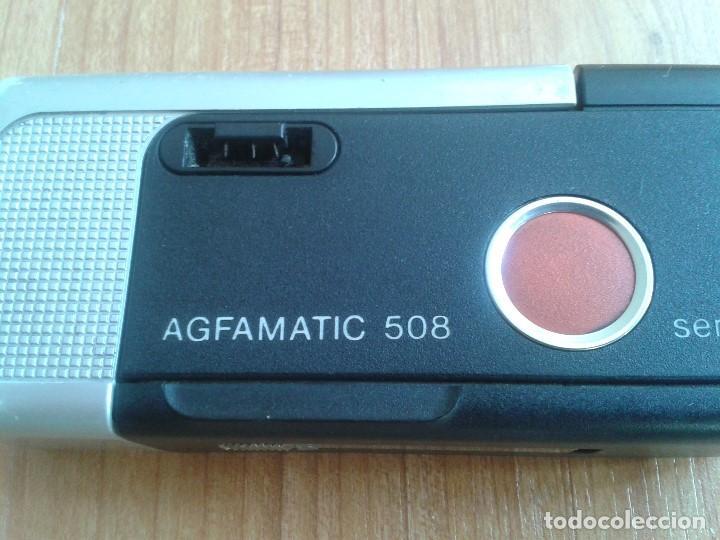 Cámara de fotos: Cámara fotográfica -- AGFA -- Agfamatic 508 Sensor pocket -- Años 80 -- - Foto 2 - 86996492