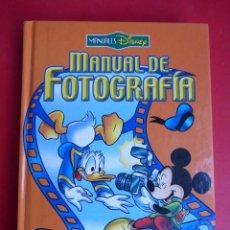 Cámara de fotos: MANUAL DE FOTOGRAFIA DE DISNEY...HASTA LOS MAYORES APRENDEMOS SEGURO..UNA JOYA.. Lote 87407420