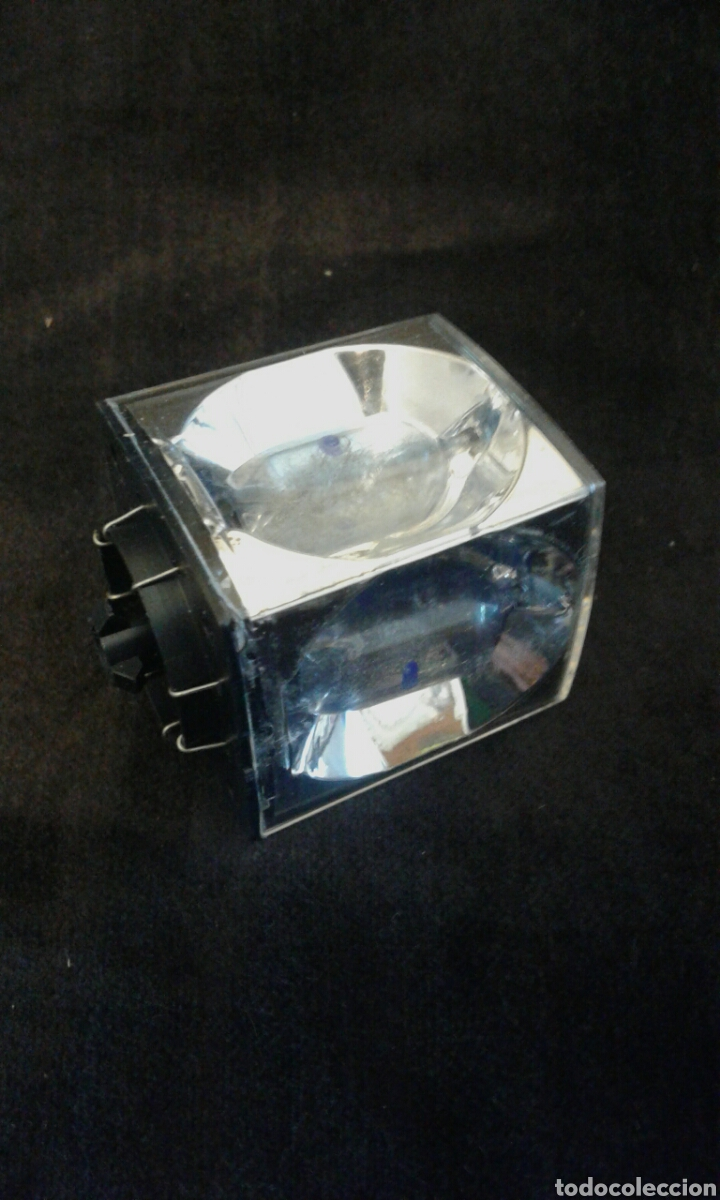 Cámara de fotos: Caja antigua flash Sylvania con 3 flash - Foto 3 - 87549202