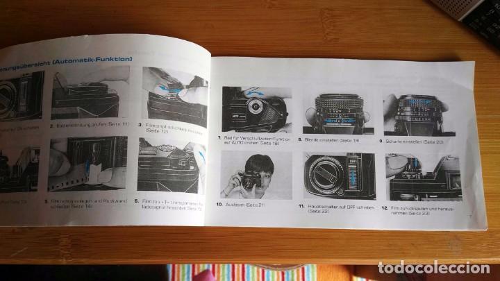 Cámara de fotos: Bedienungsanleitung Manual Cámara Soligor SR-300MD - Foto 2 - 88107164