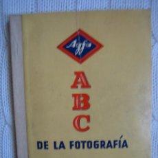 Appareil photos: EL ABC DE LA FOTOGRAFÍA. AGFA. Lote 88380688