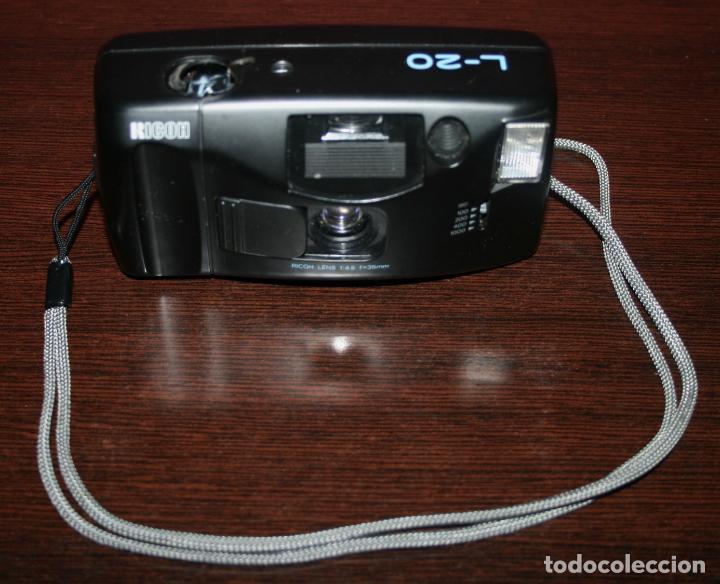 CÁMARA RICOH L-20 (Cámaras Fotográficas - Otras)