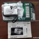 Cámara de fotos: CÁMARA FOTOS FUJIFILM DIGITAL FINEPIX A 201. Lote 90258380