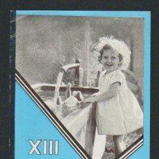 Cámara de fotos: HOJILLA PUBLICITARIA DEL XIII SALÓN KODAK.AÑO 1933.. Lote 90654535