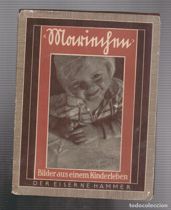 RUDOLF SCHULER.MARIECHEN. BILDER AUS EINEM KINDERLEBEN.LIBRO DE FOTOGRAFIAS.TEXTO EN ALEMÁN.AÑO 1931 (Cámaras Fotográficas - Catálogos, Manuales y Publicidad)