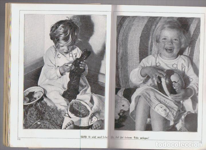 Cámara de fotos: Rudolf Schuler.Mariechen. Bilder aus einem Kinderleben.Libro de fotografias.Texto en alemán.Año 1931 - Foto 5 - 90661305