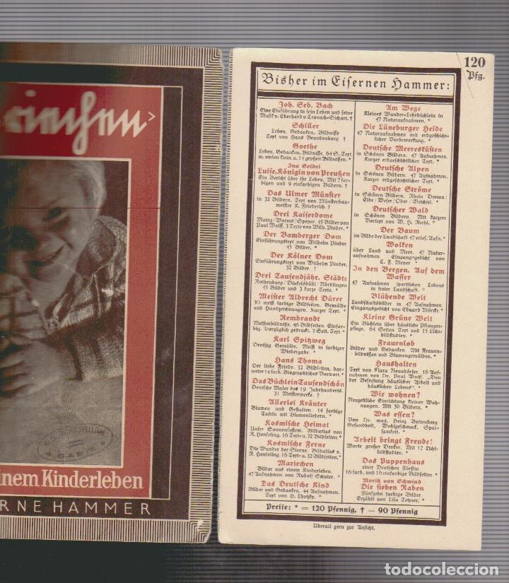 Cámara de fotos: Rudolf Schuler.Mariechen. Bilder aus einem Kinderleben.Libro de fotografias.Texto en alemán.Año 1931 - Foto 6 - 90661305