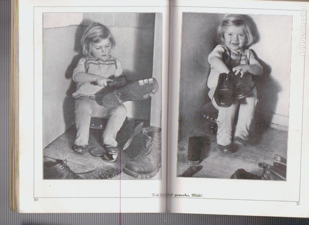 Cámara de fotos: Rudolf Schuler.Mariechen. Bilder aus einem Kinderleben.Libro de fotografias.Texto en alemán.Año 1931 - Foto 7 - 90661305