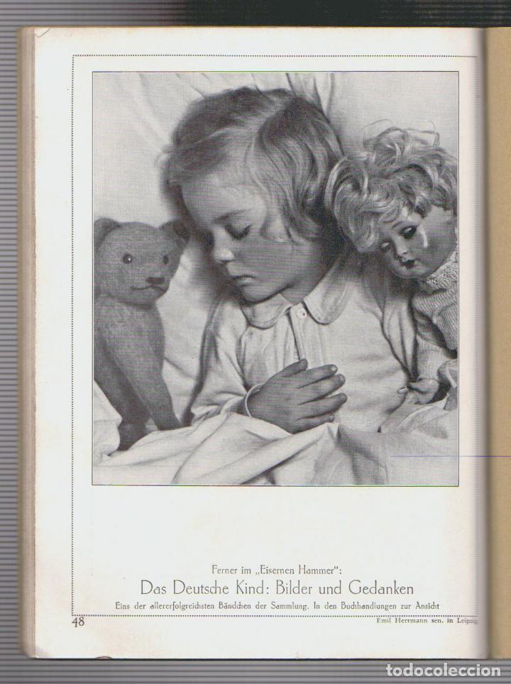 Cámara de fotos: Rudolf Schuler.Mariechen. Bilder aus einem Kinderleben.Libro de fotografias.Texto en alemán.Año 1931 - Foto 8 - 90661305