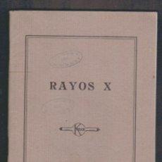 Cámara de fotos: RAYOS X.KODAK,S.A. + BOLETIN RADIOGRÁFICO KODAK.AÑO 1932.. Lote 90662400
