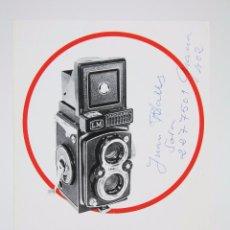 Cámara de fotos: FOLLETO PUBLICITARIO DE FOTOGRAFÍA - CÁMARAS DE FOTOS YASHICA - AÑOS 60. Lote 91431745