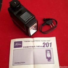 Cámara de fotos: FLASH TOSHIBA NEW 201. Lote 91551240