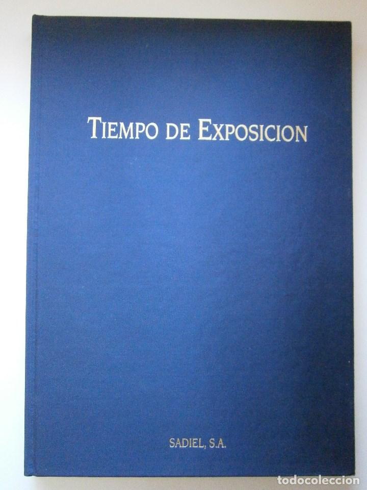 Cámara de fotos: TIEMPO DE EXPOSICION EXPO 92 SEVILLA Anna Elias Sadiel 1 edicion 1993 - Foto 2 - 91665395