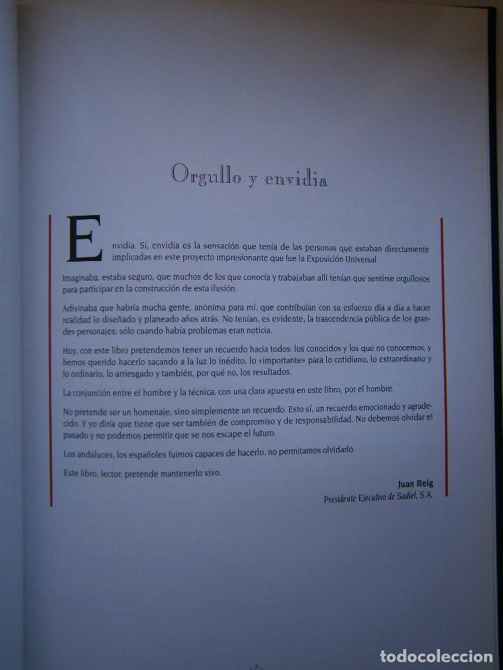 Cámara de fotos: TIEMPO DE EXPOSICION EXPO 92 SEVILLA Anna Elias Sadiel 1 edicion 1993 - Foto 10 - 91665395