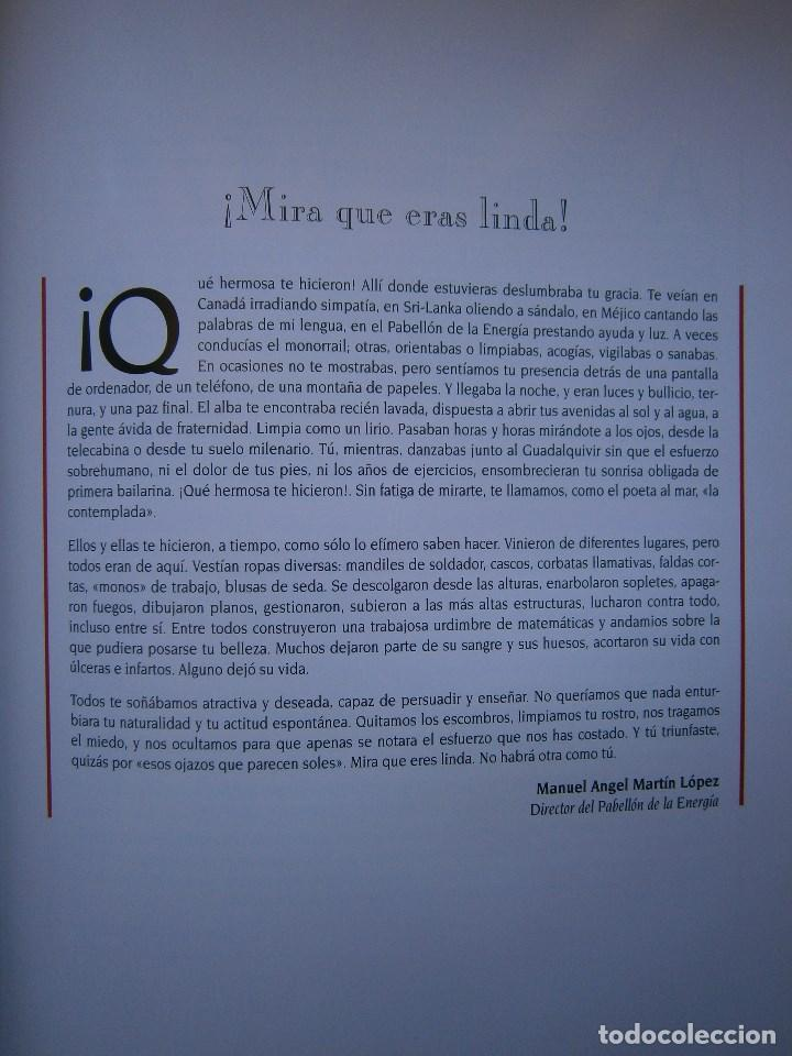 Cámara de fotos: TIEMPO DE EXPOSICION EXPO 92 SEVILLA Anna Elias Sadiel 1 edicion 1993 - Foto 12 - 91665395