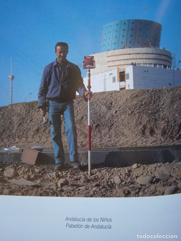 Cámara de fotos: TIEMPO DE EXPOSICION EXPO 92 SEVILLA Anna Elias Sadiel 1 edicion 1993 - Foto 17 - 91665395