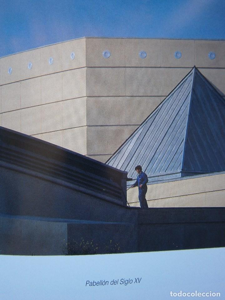 Cámara de fotos: TIEMPO DE EXPOSICION EXPO 92 SEVILLA Anna Elias Sadiel 1 edicion 1993 - Foto 18 - 91665395