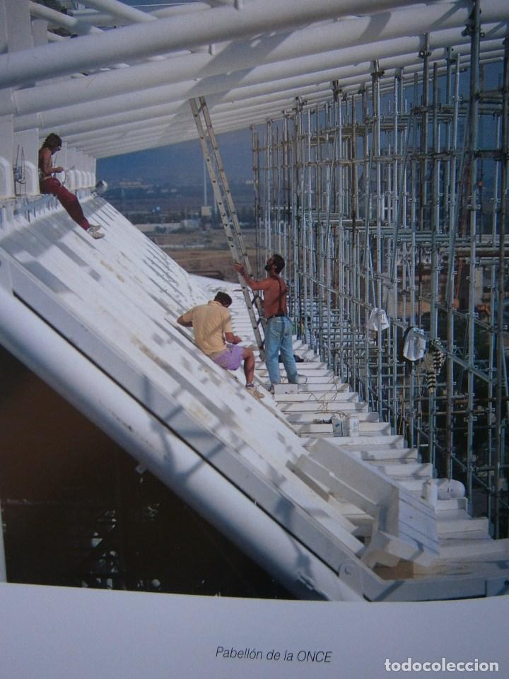 Cámara de fotos: TIEMPO DE EXPOSICION EXPO 92 SEVILLA Anna Elias Sadiel 1 edicion 1993 - Foto 20 - 91665395