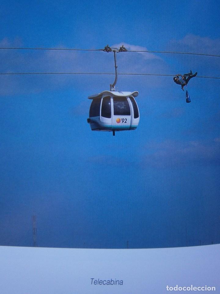 Cámara de fotos: TIEMPO DE EXPOSICION EXPO 92 SEVILLA Anna Elias Sadiel 1 edicion 1993 - Foto 21 - 91665395