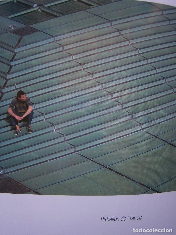 Cámara de fotos: TIEMPO DE EXPOSICION EXPO 92 SEVILLA Anna Elias Sadiel 1 edicion 1993 - Foto 22 - 91665395