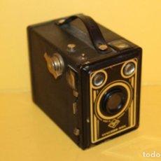 Cámara de fotos: ANTIGUA CAMARA AGFA - BOX SYNCHRO BOX - MADE IN GERMANY - AÑOS 60. Lote 91803360