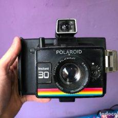 Cámara de fotos: ANTIGUA CAMARA DE FOTOS INSTANTANEA - POLAROID INSTANT 30. Lote 92432755