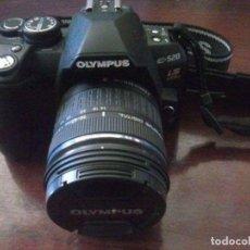 Cámara de fotos: CÁMARA OLYMPUS 10.0 MEGAPIXEL- ZUIKO DIGITAL. Lote 93059850