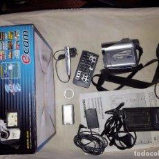 Cámara de fotos - Cámara vídeo digital Panasonic NV-GS4 , SD,+ accesorios - 93331765