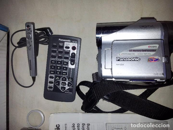 Cámara de fotos: Cámara vídeo digital Panasonic NV-GS4 , SD,+ accesorios - Foto 3 - 93331765