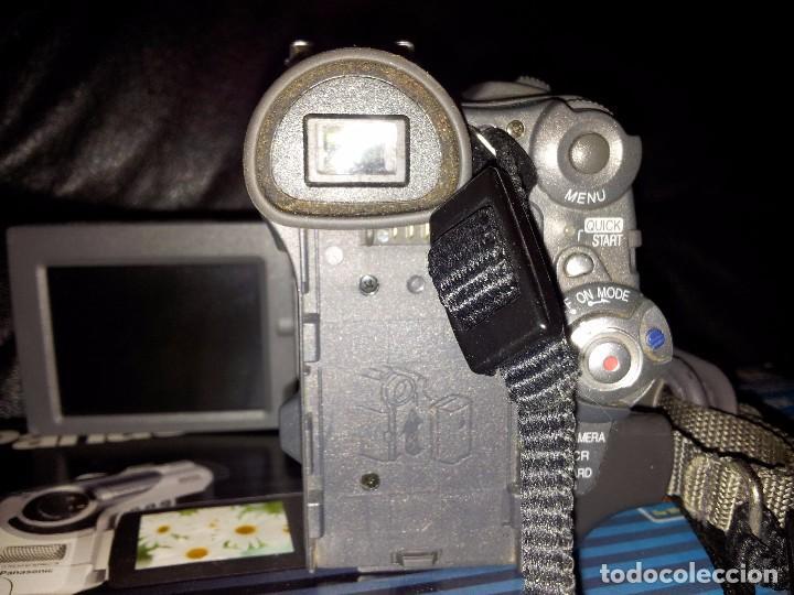 Cámara de fotos: Cámara vídeo digital Panasonic NV-GS4 , SD,+ accesorios - Foto 6 - 93331765
