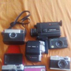 Cámara de fotos: LOTE CAMARAS DE FOTOS ANTIGUAS. Lote 94951991