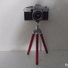 Cámara de fotos: CÁMARA FOTOGRÁFICA MARCA -PRAKTICA MODELO - LTL 3 EXTERIOR EN RELIEVE -. Lote 95270411