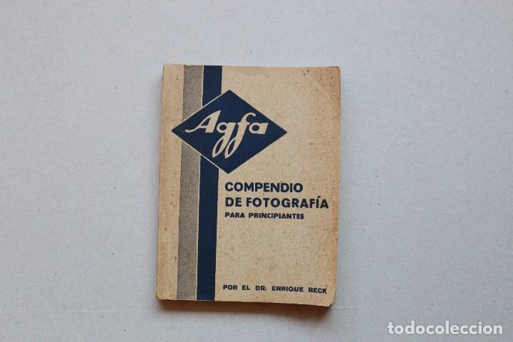 AGFA - COMPRENDIO DE FOTOGRAFÍA PARA PRINCIPIANTES (Cámaras Fotográficas - Catálogos, Manuales y Publicidad)
