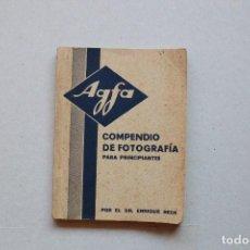 Cámara de fotos - Agfa - comprendio de fotografía para principiantes - 96161999
