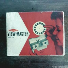 Cámara de fotos: VISOR VIEW-MASTER SAWYER'S MOD.