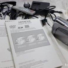Cámara de fotos: CAMARA DE VIDEO HITACHI DZ- GX5100E EN MUY BUENA CONDICION. Lote 97122011