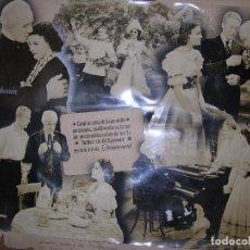 Cámara de fotos: (F.1) FOTOMONTAGE ..CUADRO DE ASES DE LA PANTALLA AMERICANA, RIVALIZANDO EN LA MEJOR PRODUCCIÓN, . Lote 97203091
