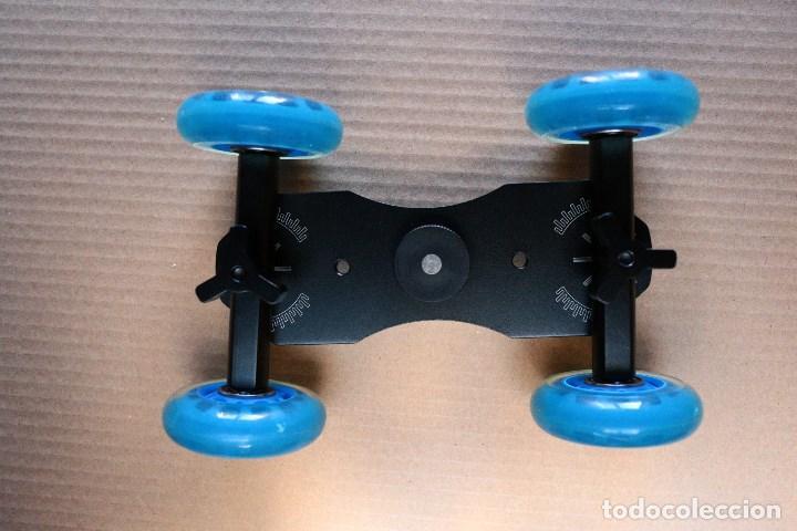 Cámara de fotos: skater para video - plataforma deslizante - Foto 2 - 97552359