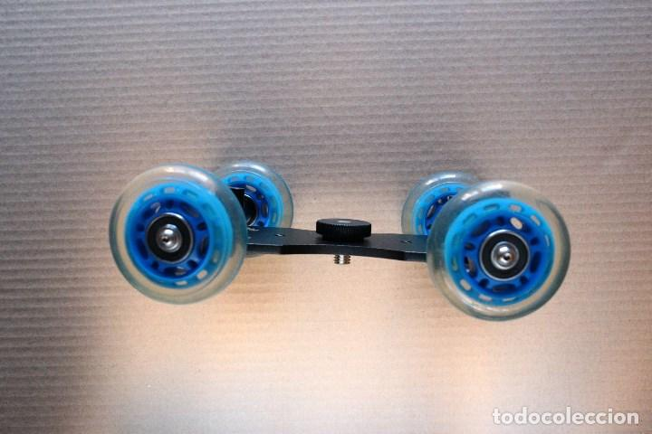Cámara de fotos: skater para video - plataforma deslizante - Foto 3 - 97552359
