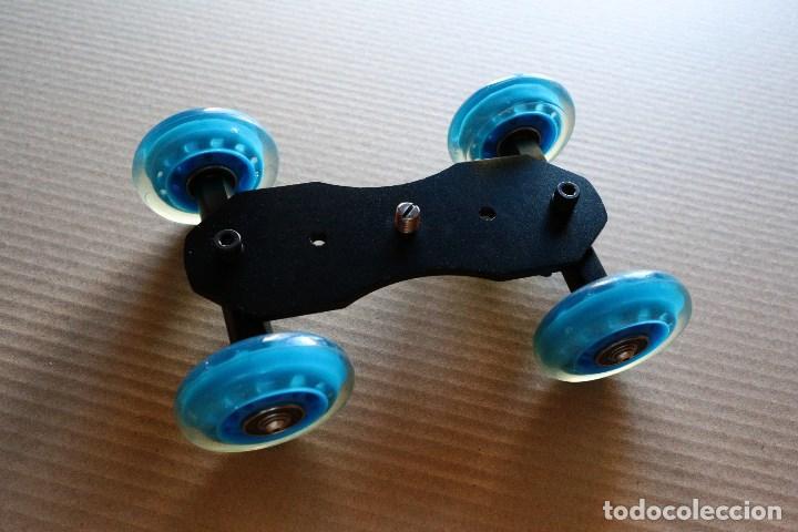 Cámara de fotos: skater para video - plataforma deslizante - Foto 4 - 97552359