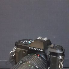 Cámara de fotos: CAMARA PENTAX P30N ( LEED DESCRIPCION ). Lote 98030188