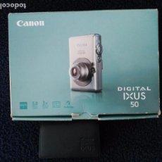 Cámara de fotos: CÁMARA EXUS 50, CANON.. Lote 98093415