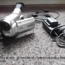 Cámara de fotos: CAMARA DE VIDEO JVC. Lote 98167655
