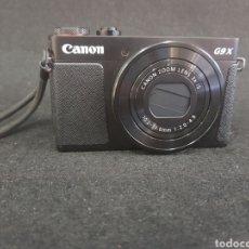 Cámara de fotos: CANON G9X WI-FI EN PERFECTO ESTADO. Lote 98197679