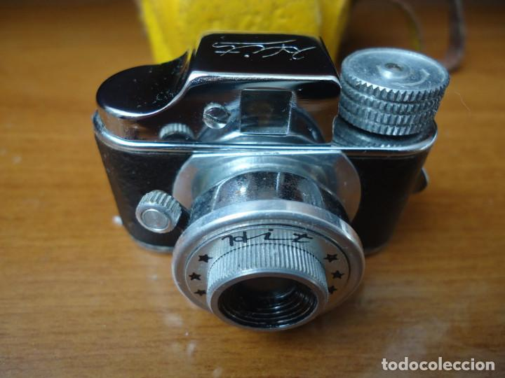 MINI CAMARA ESPIA HIT MADE IN JAPAN (Cámaras Fotográficas - Otras)