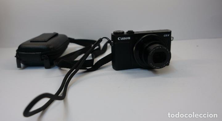 CANON G9X WI-FI EN PERFECTO ESTADO (Cámaras Fotográficas - Otras)