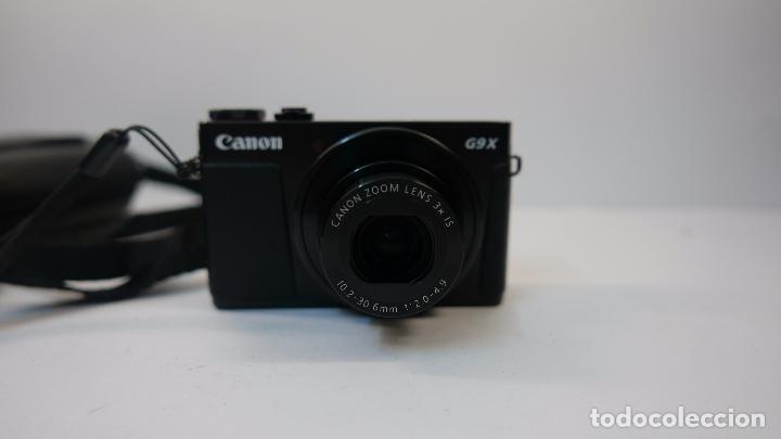Cámara de fotos: CANON G9X WI-FI EN PERFECTO ESTADO - Foto 6 - 98977870