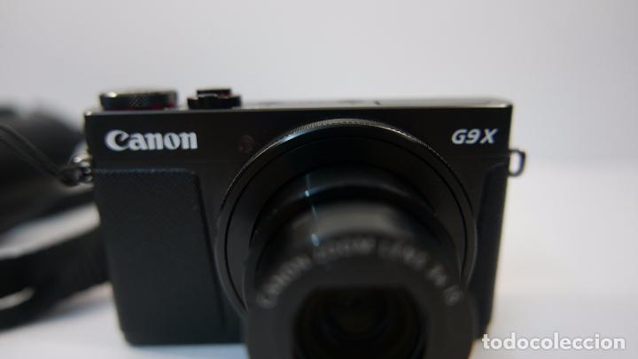 Cámara de fotos: CANON G9X WI-FI EN PERFECTO ESTADO - Foto 7 - 98977870